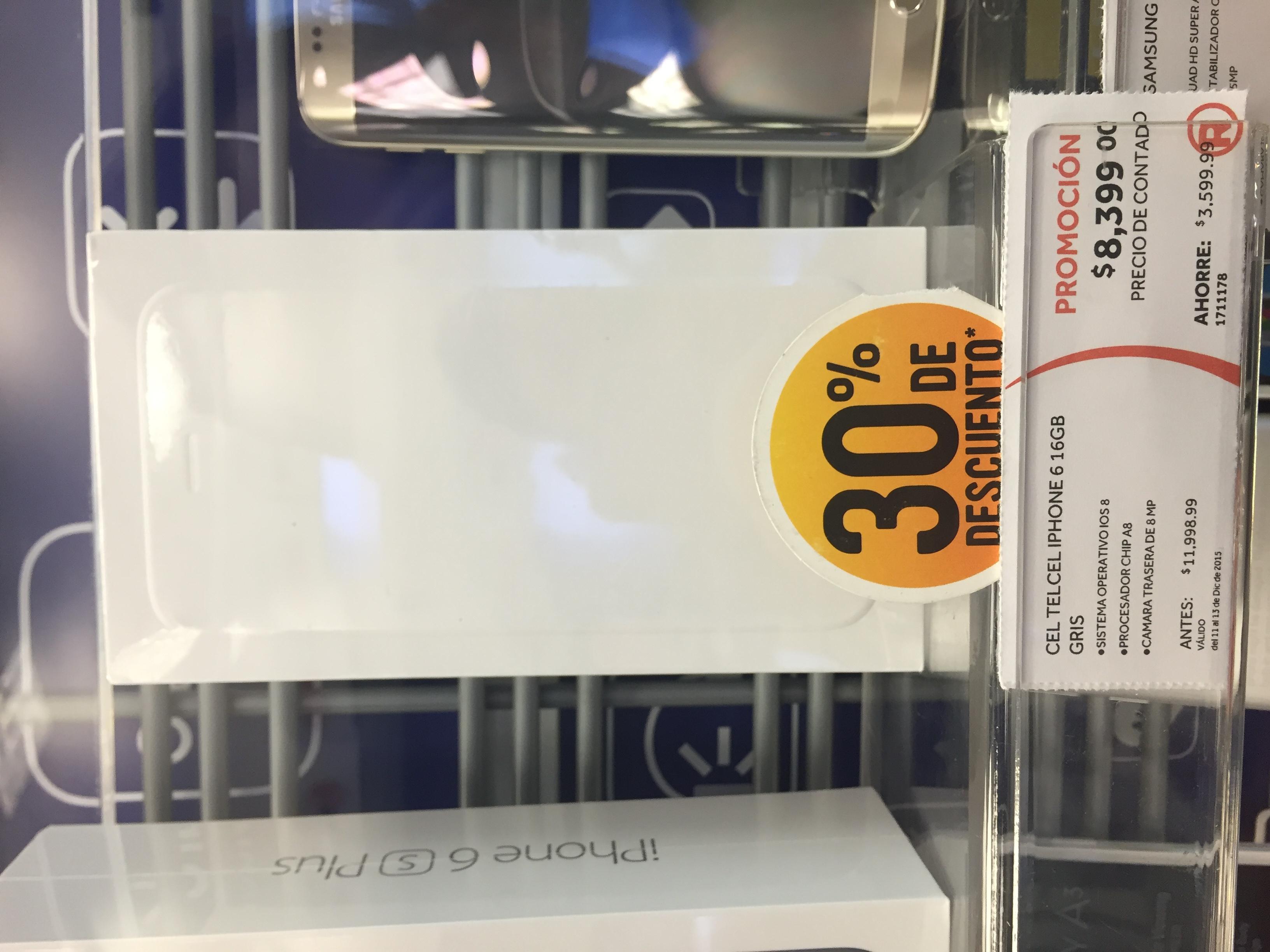 RadioShack: iPhone 16GB 30% de descuento