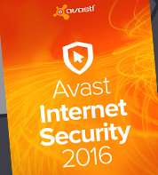 Avast Internet Security 2016 gratis 1 año