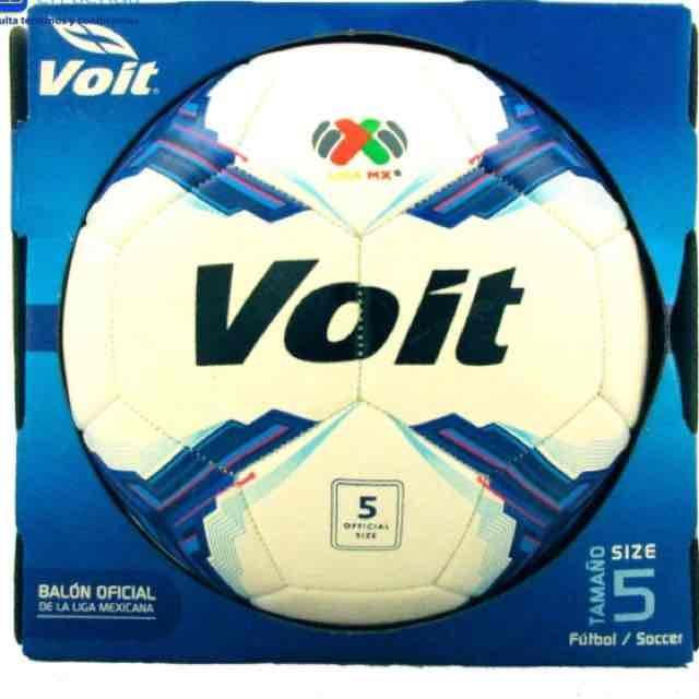 Walmart: Balón Voit liga MX $179
