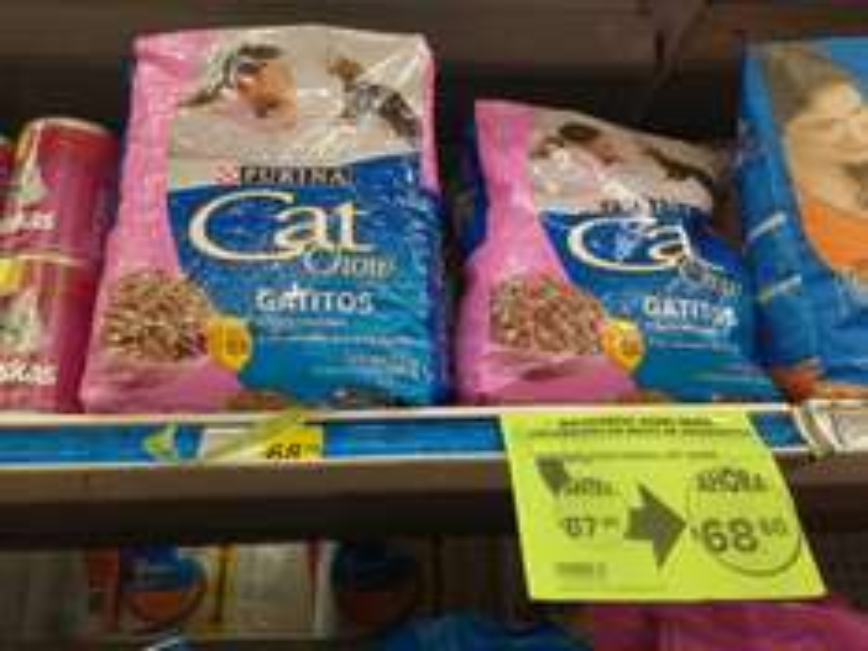 Comercial Mexicana: Croquetas para gato Cat Chow  de 1.5Kg a $68.60