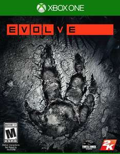 Amazon: Evolve para Xbox One o PS4 en solo $263