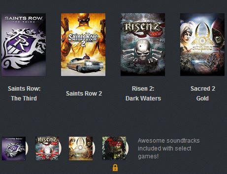 Humble Bundle: Saints Row 2 y 3 y más juegos por 1 dólar (actualizado)