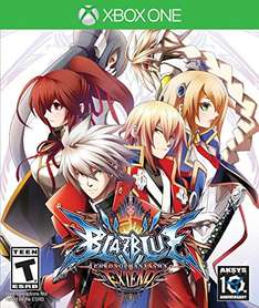 Amazon México: BlazBlue: Chrono Phantasma EXTEND - Xbox One $342