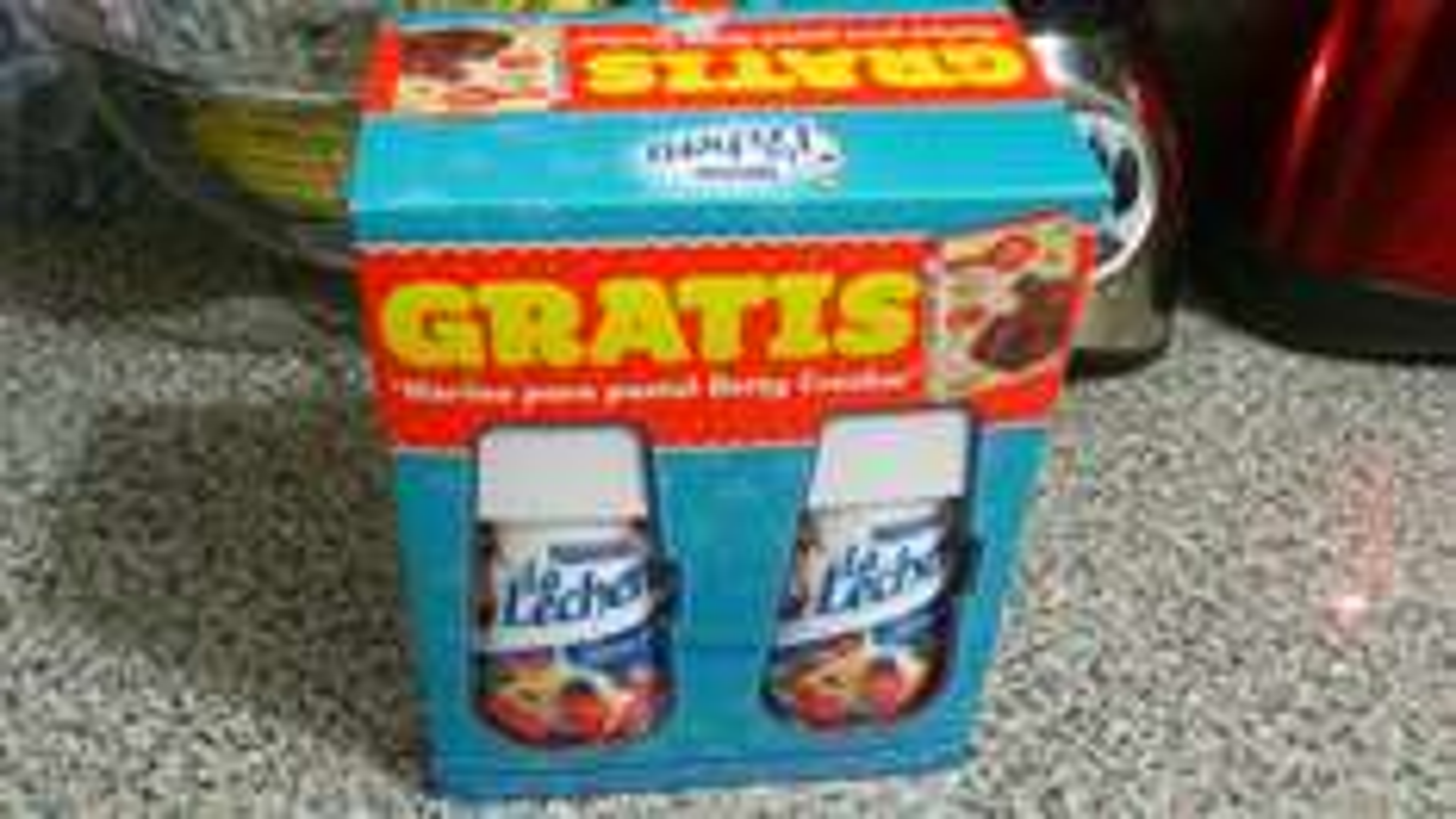 Walmart: 2 Pack La Lechera sirve fácil más caja de harina para pastel Betty Crocker $37.03