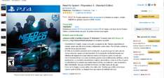 Amazon: Need For Speed PS4