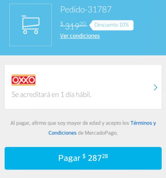 Tiendas con Descuento adicional pagando con MercadoPago