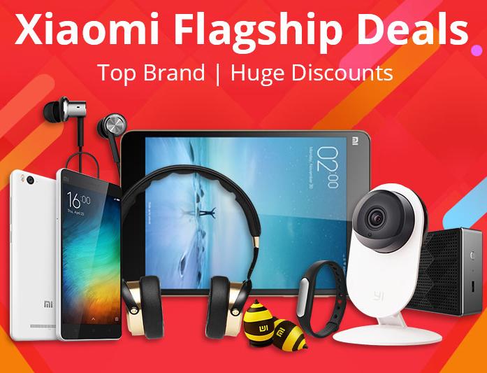 Everbuying: Ofertas en buques de insignia Xiaomi