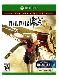 Amazon EU: Final Fantasy Type-0 Xbox one