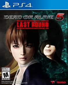 Amazon Mx: Dead or Alive 5 Last Round para PS4