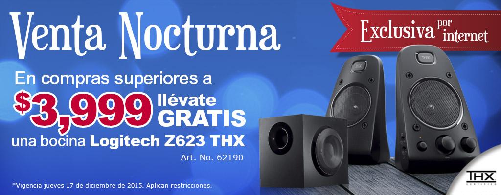 Venta Nocturna Office Depot diciembre 17: bocinas gratis con compra mínima y más