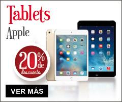 Office Depot: iPad Air 16Gb $3,999 + bocinas de regalo o iPad Mini 4 $5,839 + bocinas