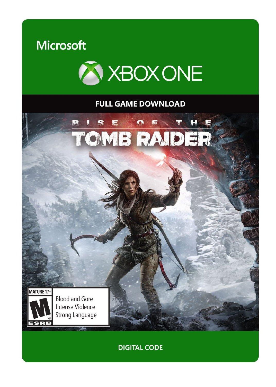 Amazon: Rise of tomb raider para xbox one digital y fisico
