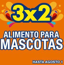 Julio Regalado en La Comer: 3x2 en alimento para mascotas