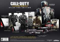 Amazon Mexico (importado): Call of Duty Advanced Warfare Atlas PRO Edition PS3