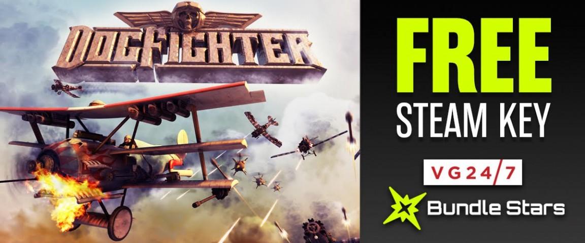 [BundleStars] 200,000 claves para Steam para el juego DogFighter.
