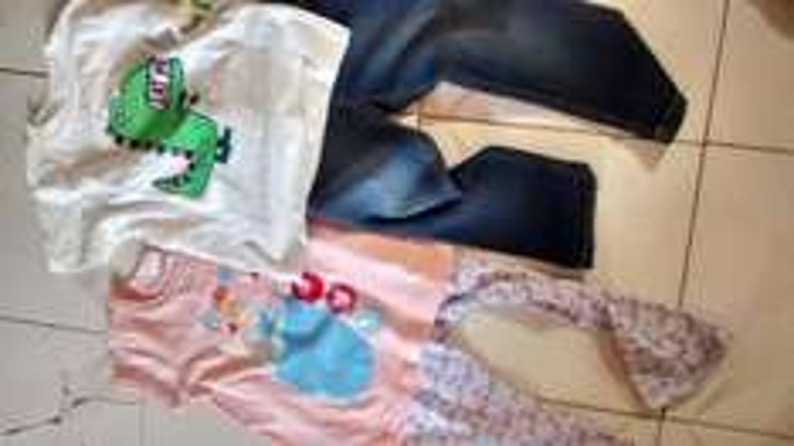 Bodega Aurrerá: Melchor Ocampo varias liquidaciones, ejemplo: Pijama para niña a $30.02