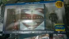 Walmart: man of steel: set de coleccion a $119