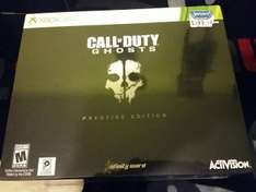 Gamers: CALL OF DUTY GHOSTS PRESTIGE EDITION en $499