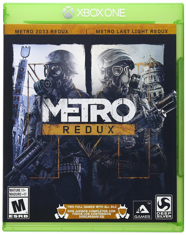 Amazon: Metro Redux - Xbox One