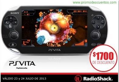RadioShack: PS Vita $3,299