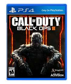 Amazon: Call of duty 3 para PS4 a $999