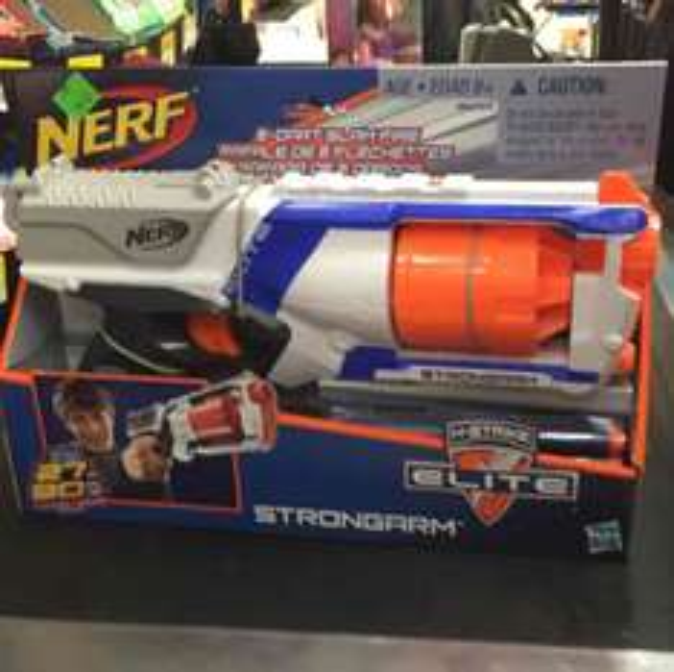 Walmart: Juguete pistola Nerf a $179