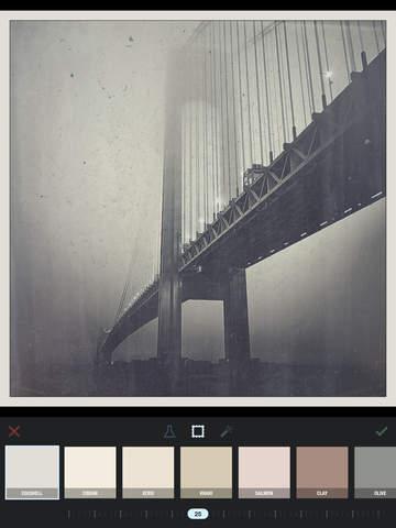 App de Edición de Fotografía FORMULAS para iOS GRATIS por 24 horas en Apple Appstore.