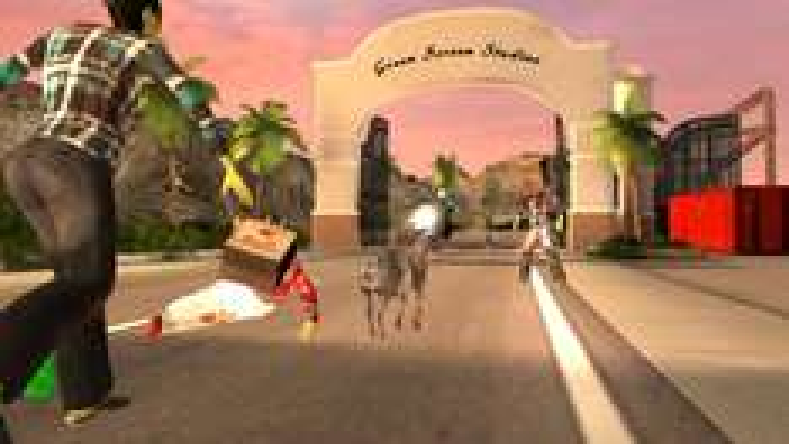 Play store: Goat simulator