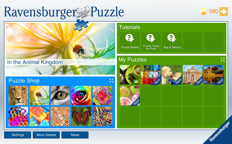 Google play Ravensburger puzzle a . 50 c