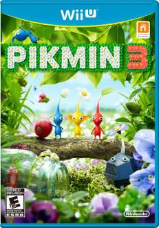 Amazon Mx: Pikmin Wii U