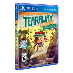 Amazon México: Tearaway Unfolded - PlayStation 4 - Crafted Edition $499