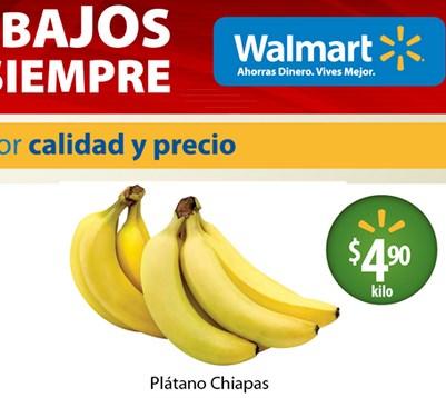 Ofertas de frutas y carnes en Walmart y Chedraui julio 19