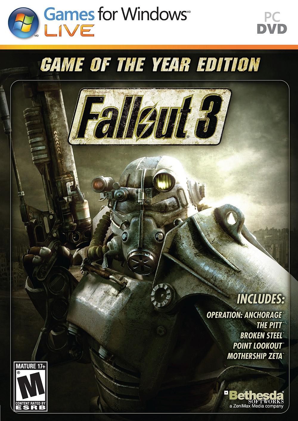 STEAM: Liquidación especial de Bethesda (Fallout) con hasta -85%