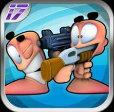 Google play: Juegos team17 Worms 2 $15