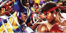 Xbox Live: Ultimate Marvel vs Capcom 3 o Super Street Fighter IV $199 y +
