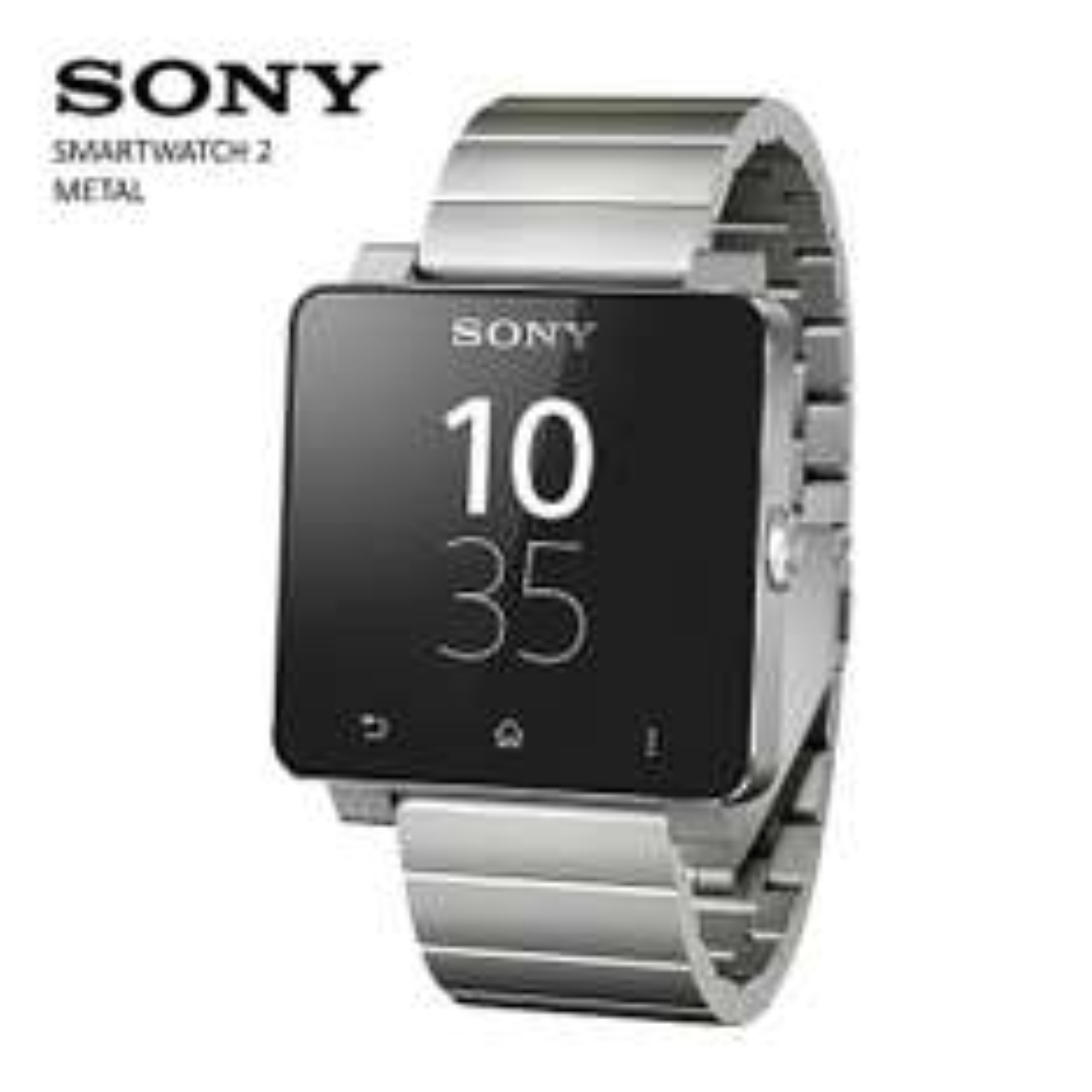 Walmart Online: SmartWatch Sony SW2 Metalico $2399.00 o menos