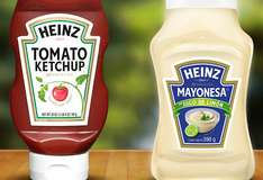 Walmart Salina Cruz: Paquete de Catsup y mayonesa con limón