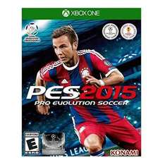 Amazon; Pro Evolution Soccer 2015 - Xbox One