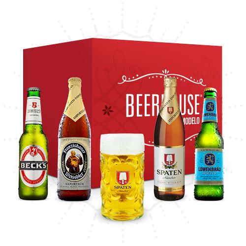 Beerhouse: 30% de descuento en cervezas seleccionadas + cupón de 20% extra