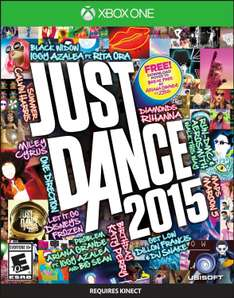 Amazon: Just Dance 2015 Xbox One $290, PS3 $295, PS4 $338