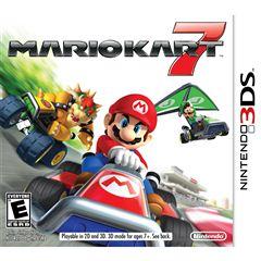 Sanborns Internet: Mario Kart 7 3DS a $341