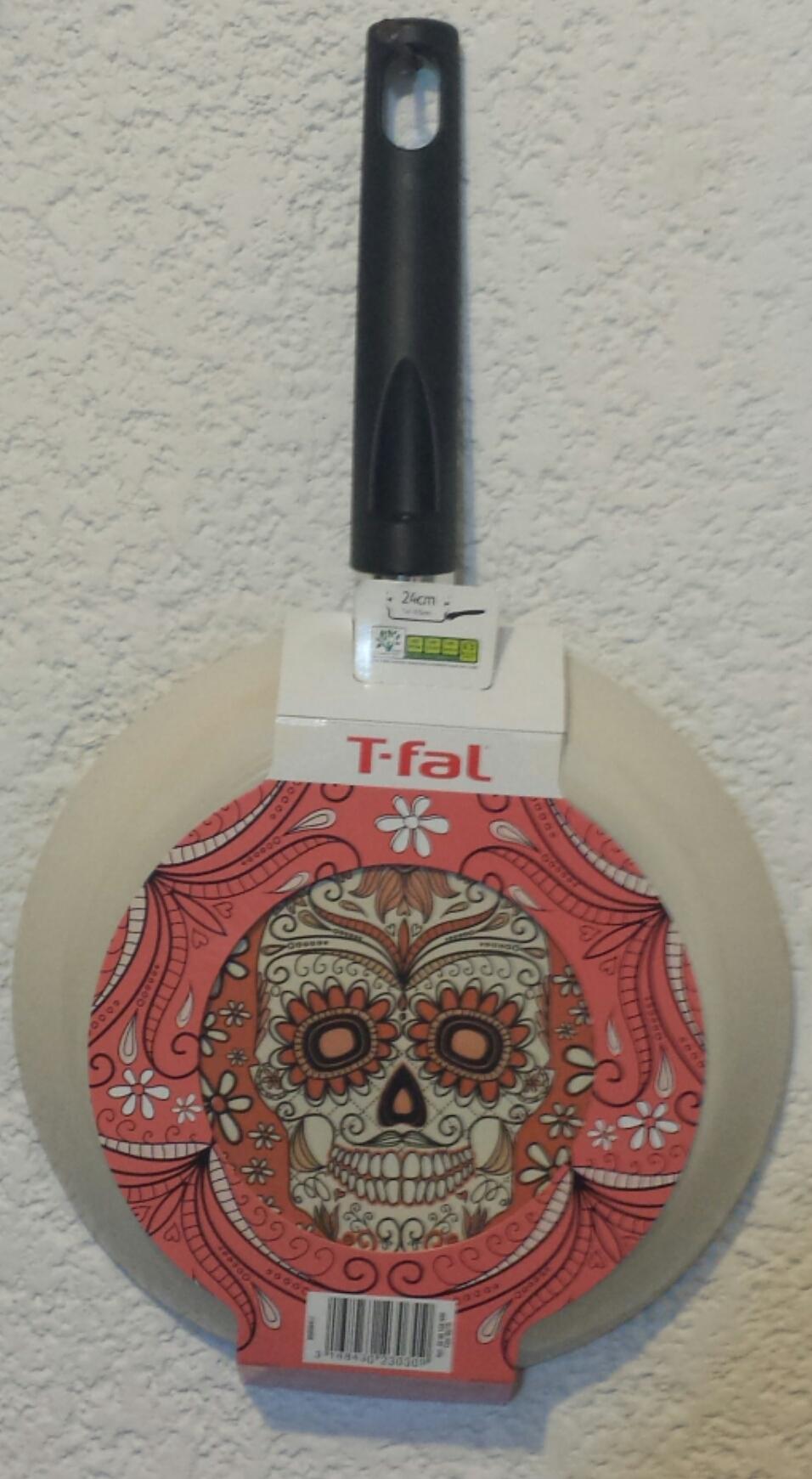 Chedraui Copilco - Sartén T-fal 24cm $97.30 (con posibilidad de bonificación)
