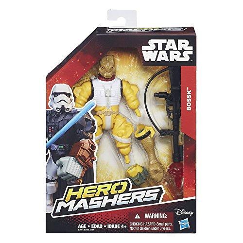 Amazon: Figuras Hero Mashers desde  $59.10