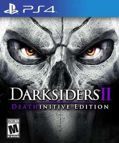 Amazon México: Darksiders 2 para PlayStation 4 a $348 y más