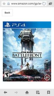 Amazon : Star Wars Battlefront CÓDIGO DIGITAL PS4 & Xbox One