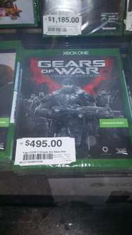 Chedraui : Gears Of War Ultimate Edition Xbox one