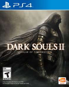 Amazon Mx: Dark Souls II PS4