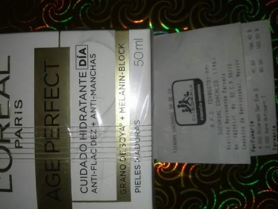 Chedraui Coacalco: Cremas L´oreal en Oferta, Ejemplo Aclarante $41.60