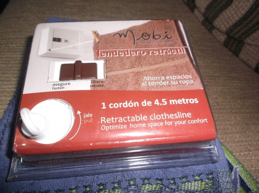 Walmart Perinorte: Tendedero Retractil 4.5m a 25.03 y mas