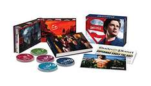 Amazon MX: Smallville, La serie completa en DVD a $849